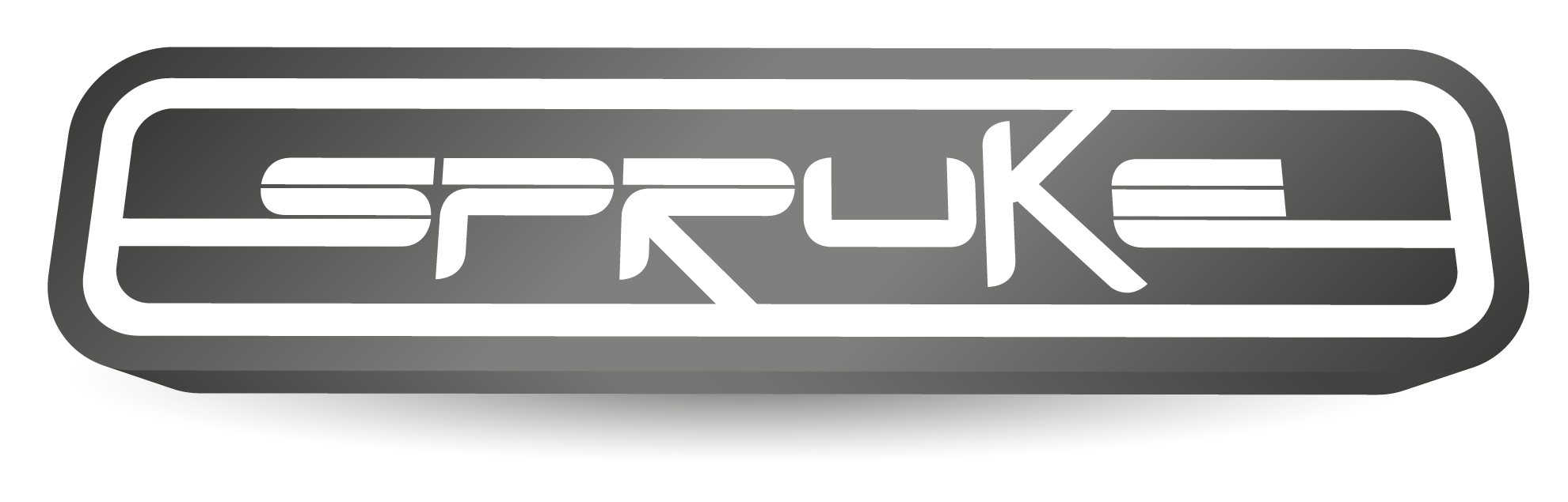 Spruke Logo revitalisation for twitch.tv 2016